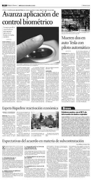 Edición impresa 21torg02
