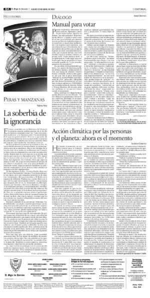 Edición impresa 22tora06