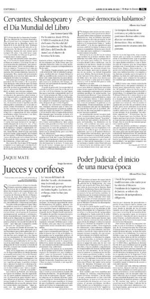 Edición impresa 22tora07