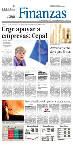 Edición impresa 22torg01