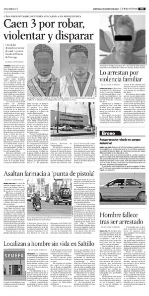 Edición impresa 05tore09