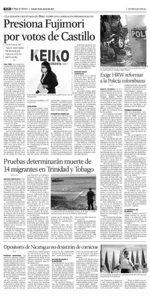 Edición impresa 10tora10