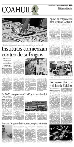 Edición impresa 10tore06