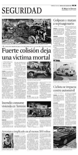 Edición impresa 10tore08