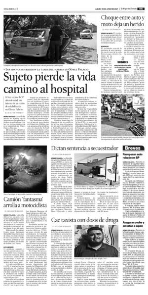 Edición impresa 10tore09