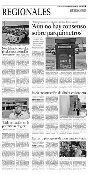 Edición impresa 10tore10