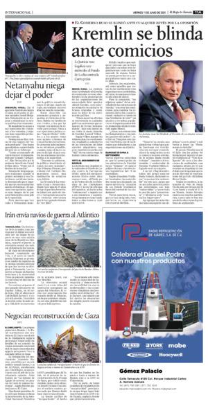 Edición impresa 11tora11