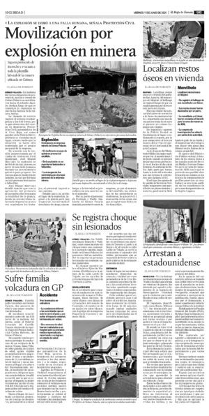 Edición impresa 11tore09
