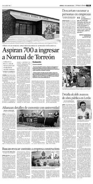 Edición impresa 11tore11