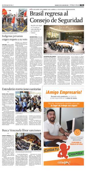Edición impresa 12tora11