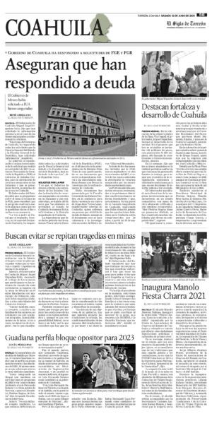 Edición impresa 12tore05