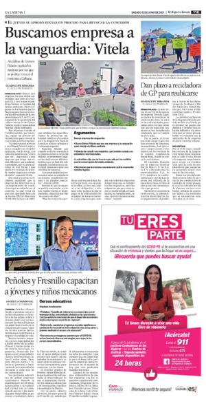 Edición impresa 12tore11