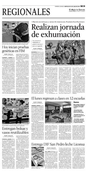Edición impresa 16tore10