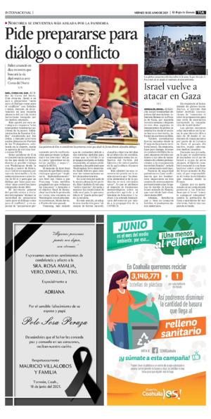 Edición impresa 18tora11