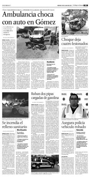 Edición impresa 18tore09