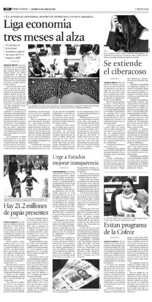 Edición impresa 18torg02