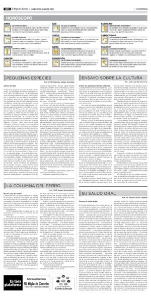 Edición impresa 21torc02