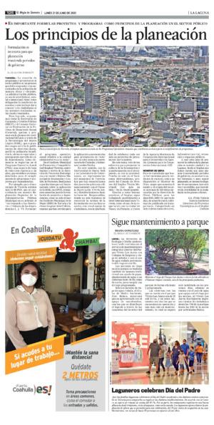 Edición impresa 21tore12
