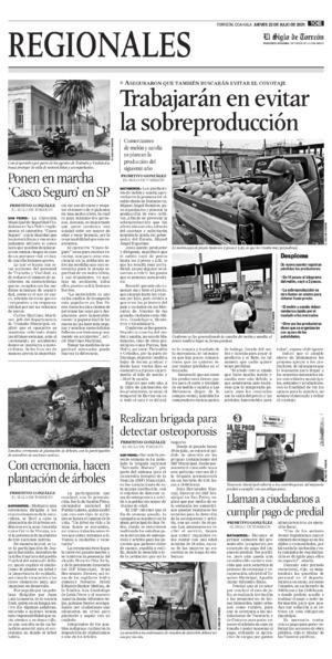 Edición impresa 22tore10