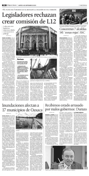 Edición impresa 14tora08