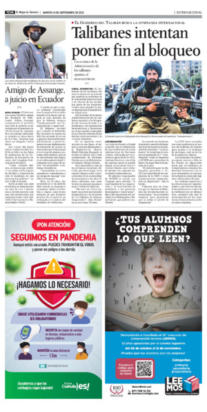 Edición impresa 14tora10