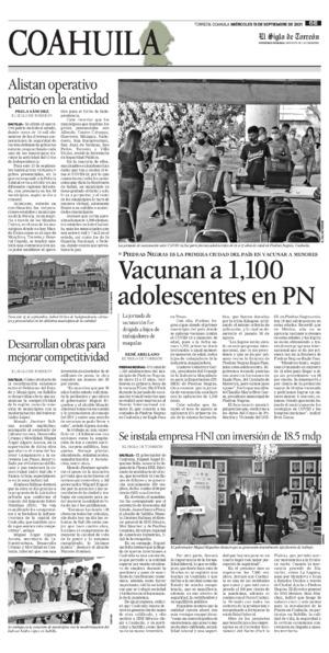 Edición impresa 15tore06