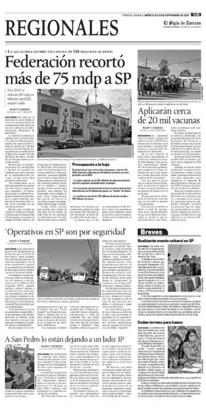 Edición impresa 15tore10