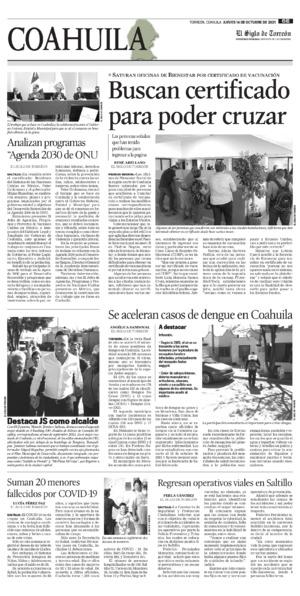Edición impresa 14tore06