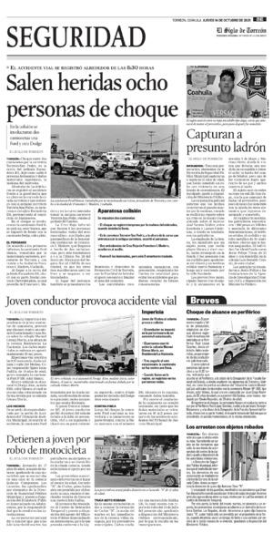 Edición impresa 14tore08